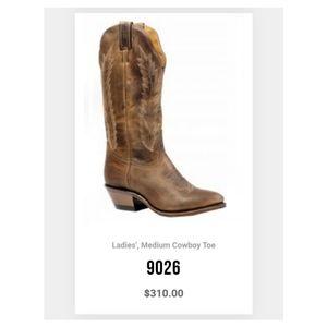 Boulet Women Cowboy Boots